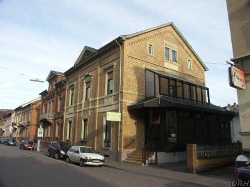 Verkauf des Gebäudes in der Viktoriastraße